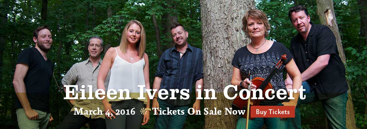 Eileen Ivers in Concert